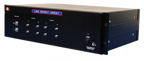 DSC-R413: DP-QPSK 100 Gb/400 Gb Coherent Optical Receiver Lab Buddy Lab Buddy