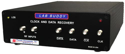 DSC-10G-CDR : 10G Clock and Data Recovery (CDR) Lab Buddy